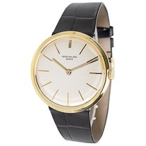 Patek Philippe Calatrava 2591 Vintage Men's Watch in 18K Gold