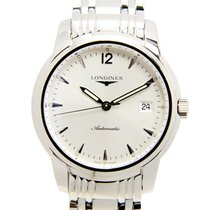 Longines Saint Imier Stainless Steel Silver Automatic L2.763.4...