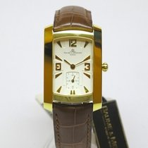 Baume & Mercier Hampton gold