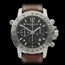 Raymond Weil Nabucco Chronograph Stainless Steel Gents...