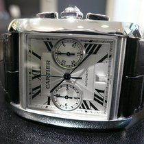 カルティエ (Cartier) TANK MC CHRONOGRAPHE