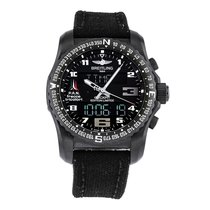 Breitling Men's VB50101W/BE37/104W Cockpit B50 Watch
