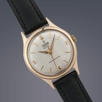 Τούντορ (Tudor) Vintage  Royal Midi 9ct gold manual watch