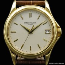 Patek Philippe Ref# 5127 Yellow Gold, Calatrava