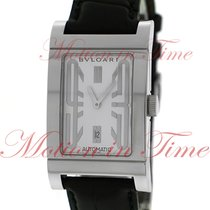 宝格丽 (Bulgari) Rettangolo Large Men's Automaitc, White Dial...