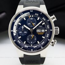 IWC 378201 Aquatimer Cousteau Divers Blue / Limited (25759)