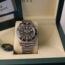 Rolex Sea-Dweller 126600 SCRITTA ROSSA BASEL 2017