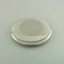 Rolex Oyster Perpetual Date Deckel Ref 1002 Iii/65 Steel Case...