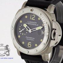 Panerai Luminor Submersible SERVICED by Panerai Box &...