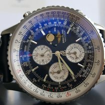 Breitling Navitimer Olympus Moon Stahl Chronograph