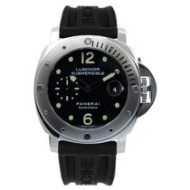 Panerai Luminor Submersible Automatic Acciaio 44 mm