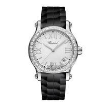 Chopard Happy Sport Round Quartz 36mm Ladies Watch 278582-3003
