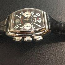 Franck Muller Conquistador chronograph ref.8002 CC