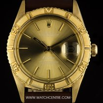 Rolex 18k Y/G Double Name Turn OGraph Datejust Retailed By...