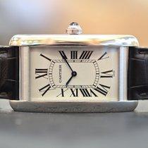 까르띠에 (Cartier) Tank Americaine