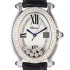 Chopard Happy Sport Oval 7 Mooving Diamonds, white gold besel