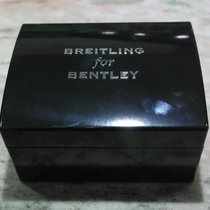 Breitling vintage watch box for bentley models