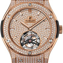 Hublot Classic Fusion Tourbillon 45mm 505.ox.9010.lr.1704