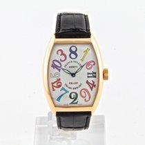 Franck Muller Crazy Hours Color Dreams ref.7851 CH