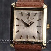 Omega Original 1960 18kt. Gold Automatic Tank Watch Cal. 571...
