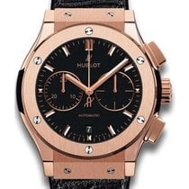 Hublot 521.ox.1181.lr Classic Fusion Chronograph in Rose Gold...