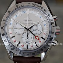 Omega Speedmaster Broad Arrow GMT,