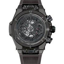 Hublot Big Bang Unico All Black Sapphire  45mm