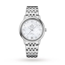 Omega De Ville Prestige Ladies Watch 424.10.33.20.55.001