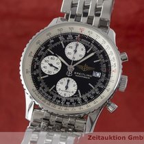 Breitling Old Navitimer Chronograph Automatik Edelstahl A13022.1