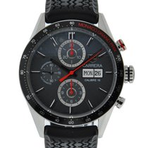 "TAG Heuer Carrera ""monaco Grand Prix"" Calibre 16 Chronograph..."