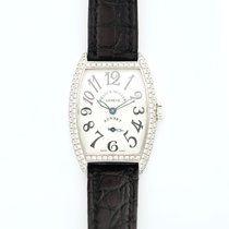 Franck Muller Sunset 18K Solid White Gold Diamonds
