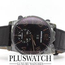 Montblanc Timewalker Dual Time GMT Black
