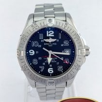 Breitling SuperOcean Automatic 2008. Box & Papers.