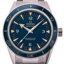 Omega Seamaster 300 Master Co-Axial 41 Blue Titan