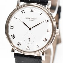 Patek Philippe  750er Gold Uhr von 1995 Zertifikat Ref.3919