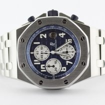 Audemars Piguet Royal Oak Offshore Blue Themes F Serial On...