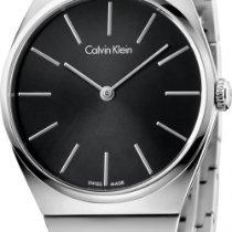 ck Calvin Klein Supreme K6C2X141 Damenarmbanduhr flach &...