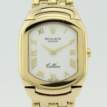 Rolex Cellini Quartz 18K Gold 6633