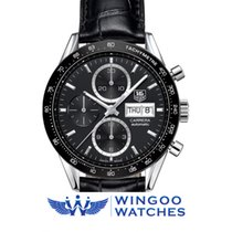 TAG Heuer CARRERA DAY DATE TACHYMETER Ref. CV201AG.FC6266