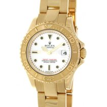 Rolex Yacht Master Lady 169628 Yellow Gold, 29mm