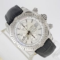 Breitling Windrider Chronomat Evolution MOP Dial