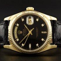 Ρολεξ (Rolex) Day-Date 18038 - 1986 - 18ct Gold With Rolex...