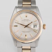 Rolex Datejust Gold & Steel 'Vintage' - Complete Set
