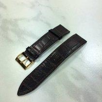 Piaget 20 mm Lederband Krokodil