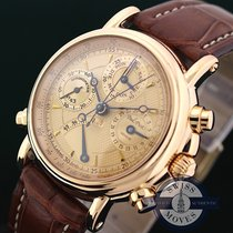 Paul Picot Atelier 18K Solid Gold Chronometer Rattrapante
