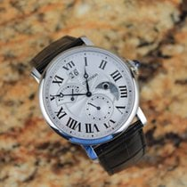 Cartier Rotonde de Cartier W1556368  GMT Retrograde Time Zone