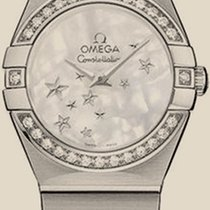 Omega Constellation QUARTZ 24 MM Steel