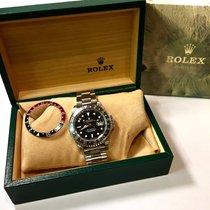 Rolex Oyster Perpetual Date Gmt-master Ii Steel Men's...