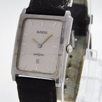 "Rado ""DiaStar 160.0442.3 - Quartz"" Watch  / Stainless..."