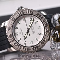 Blancpain Fifty Fathoms White Gold